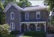 Bruce St. 0069-71 - House - stone - 2 storey <font size=&#34;2&#34; color=&#34;blue&#34;>Designated</font> Cambridge