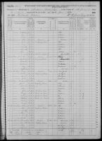 1870 Census of Madison Township, Indiana