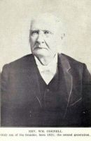 Rev. William S. Cornell