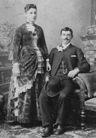 William Allan Fried and wife Rachel