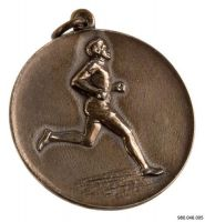 Medal awarded to Clifford Bricker