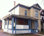 Ahrens St. W. 0026 - House - 2 storey - Queen Anne Revival <font size=&#34;2&#34; color=&#34;blue&#34;>Gone </font> Kitchener