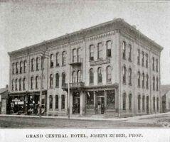 Joseph A. Zuber b. 11 MAY 1866 Guelph Twp., Wellington Co., Ontario ...