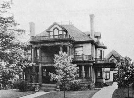 170 King St. West, Kitchener, Ontario in 1912