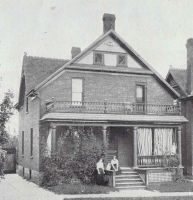 119 Water St., Kitchener, Ontario in 1912