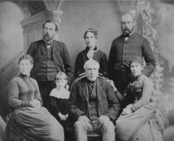 Thomas Knox and family