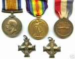 Medals of Robert McIntosh