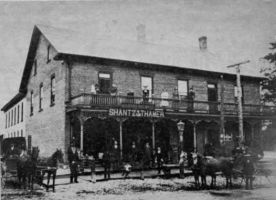 Shantz and Thamer's General Store - New Dundee