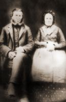 Anthony & Louisa Stacer.