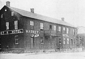 "Dupont St. W. 0012 (Commercial, Market Hotel) <font size=""2"" color=""blue"">Designated</font> Waterloo"