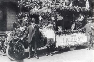 J. Letter and Son Furniture and Undertakers