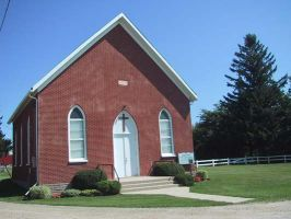 Ruggles Rd. 0038 - Church - Trinity Lutheran Church    <font size=&#34;2&#34; color=&#34;blue&#34;>Gone </font> Floradale
